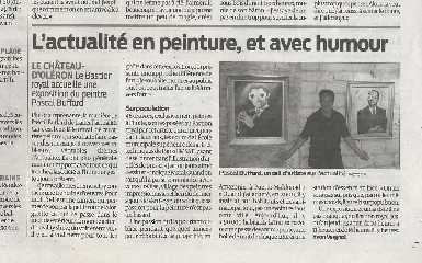 Article journal sud-Ouest 2012